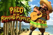 Игровой автомат Paco And Popping Peppers